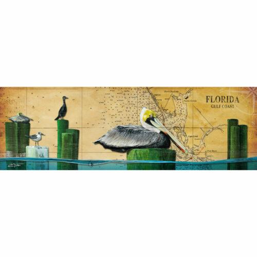 Pelican Gathering FL Port Charlotte Chart